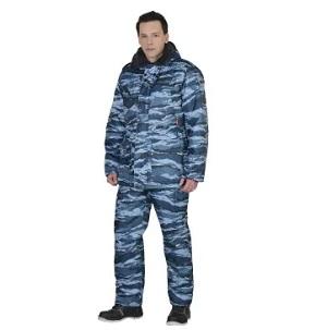 Утепленная одежда для охраны