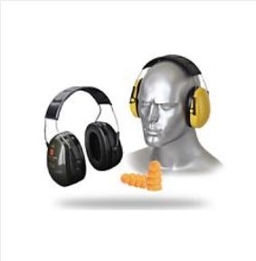 Средства защиты органа слуха