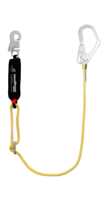 Строп VENTO огнеупорный веревочный одинарный регулируемый с амортизатором, vnt aК12p