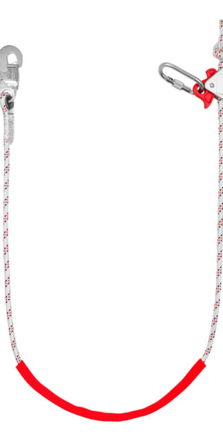Строп VENTO веревочный одинарный с регулятором длины ползункового типа, vnt B11y
