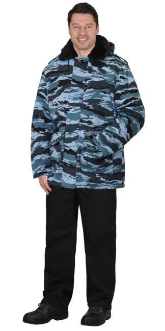 "Куртка ""Безопасность"" зимняя"