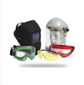 Средства защиты лица и органов зрения