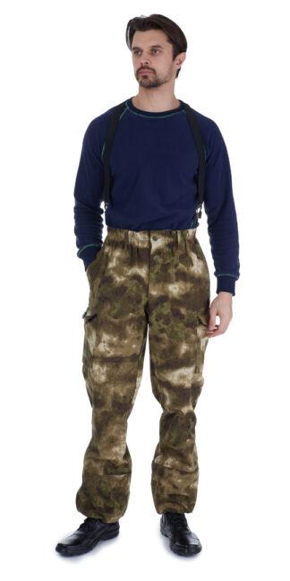 брюки ГОРКА 5М цв. Зелёный мох