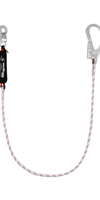 Строп VENTO веревочный одинарный нерегулируемый с амортизатором, vnt aB12
