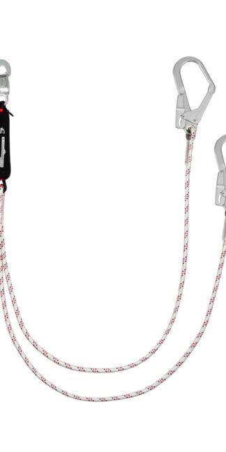 Строп VENTO веревочный двойной с амортизатором, vnt aB22